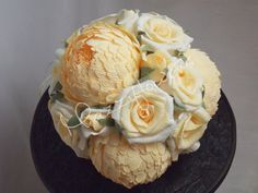 Wedding bouquetpaper flower peonies paper by Mazziflowers on Etsy, $60.00