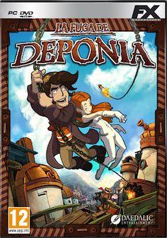 Ficha de La Fuga de Deponia - 2012