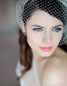 Beautiful wedding portrait.