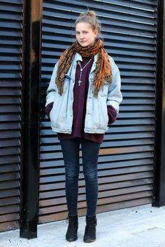 #streetstyle Ivy in West Chelsea   Street Fashion   Street Peeper   Global Street Fashion and Street Style