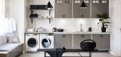 De nye vaskeromsløsningene er ikke bare praktiske, men også særdeles innbydende og stemningsskapende.