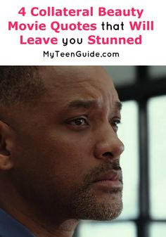 These Collateral Beauty movie quotes leave my heart aching for Will Smith's character. See the details on this new film, and bring two boxes of tissues. Best Movie Quotes, Time Quotes, Today Quotes, Love Time Death, Belleza Colateral, Collateral Beauty Quotes, Will Smith Movies, Apps For Teens, Tumblr Relationship
