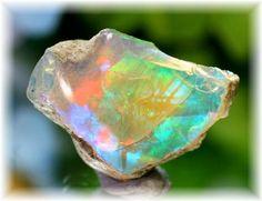 opals Ethiopian | ... 産 宝 石質 オパール 結晶 ethiopia opal05 sold out