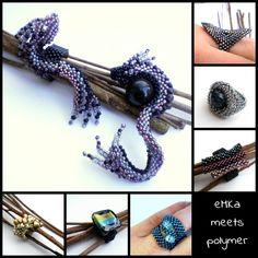 souhrn - týden - summary of third week September 2013, Summary, Dragons, Bracelet Watch, Stitches, Third, Beads, Bracelets, Rings
