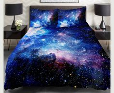 If you come to bed with me in this bed, I'll rock your universe ;)