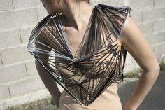 Pascaline Viraben - acier - 2011