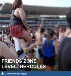 Whole new level of friendzone