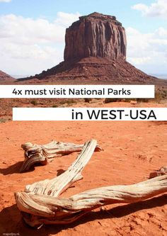 Roadtrip door het westen van Amerika? Deze 4 natuurparken mag je niet overslaan.