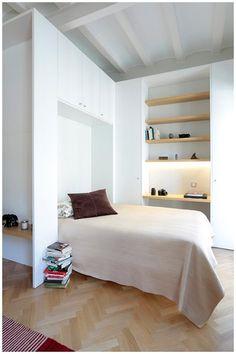 SALVA APARTMENT , 2014 - GEORG KAYSER #bedroom