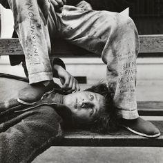 Jean-Michel Mension (Pierre) et Auguste Hommel (Benny), Paris, Ed van der Elsken Amsterdam, Tokyo, Exposition Photo, Jean Michel, Belle Photo, Monochrome, Youth, Abs, Mood