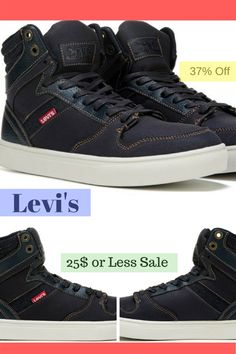 81 Best Levi's Shoes images  2c4a9e16f264