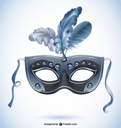 feather-canival-vector-mask_23-2147487205
