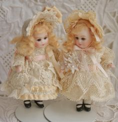 3inch Kestner All Bisque Doll. 2012 May