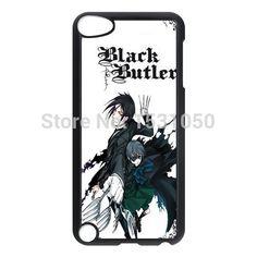 unique Black Butler phone case for iPhone 4s 5s 5c 6 Plus iPod touch 4 5 Samsung Galaxy s2 s3 s4 s5 mini s6 edge note 2 3 4 5 cases