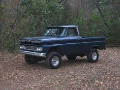 Post Your 1960-1966 Chevy/GMC 4X4 Trucks - The 1947 - Present Chevrolet & GMC Truck Message Board Network