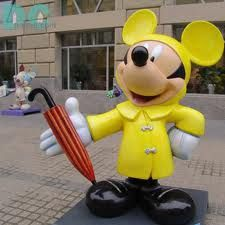 Mickey Reigns