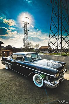 1958 Cadillac Sedan de Ville...Brought to you by #house of #insurance #eugene #oregon call for #LowCost #car #Insurance
