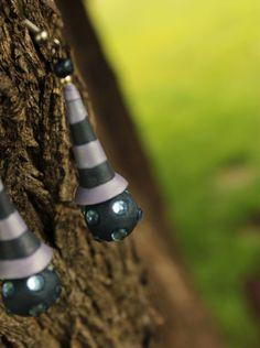 Earrings - Clay and Swarovski
