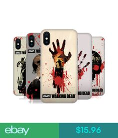 AMC The Walking Dead Cell Phone Cases #ebay #Mobile Phones & Communication