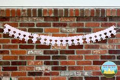 Paper Doll Party Banner, Birthday Banner, Baby Shower Banner - Choose Your Colors - Rocky Mountain Mama on Etsy