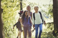 A vacation may often not seem to fit into the budget, but they do  make for wonderful memories & don't have to cost a fortune. Many state & national parks are often low cost or free. #BeVacationSmart with these ideas for budget friendly family vacations.