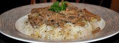 Beef Stroganoff Beef Stroganoff, My Recipes, Rice, Meat, Chicken, Inspiration, Food, Biblical Inspiration, Meals