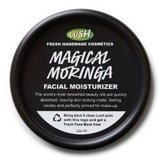 Magical Moringa Facial Moisturizer: We don't believe there's a miraculous youth elixir out there, but uniting the world's most renowned beauty oils certainly creates a little magic.