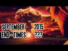 """""""ALERT"""" Shocking - September 2015 best video/doco: Maybe the Biggest month in world history - YouTube"""