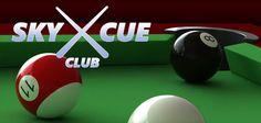 #SkyCueClub - un #biliardo 3D da provare su #Android e #WindowsPhone  http://xantarmob.altervista.org/?p=33330   #pool #snooker #game