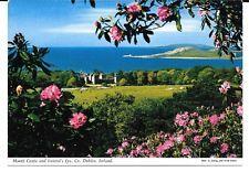 HOWTH CASTLE & IRELAND'S EYE, CO DUBLIN, IRELAND - JOHN HINDE PC 2/256 UNUSED Dublin Ireland, Postcards, Golf Courses, Castle, Outdoor, Outdoors, Castles, Outdoor Games, The Great Outdoors