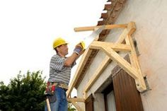 Building an Awning - How to Build a Wooden Awning