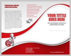38 best free tri fold brochure templates images on pinterest tri