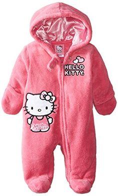 Hello Kitty Baby-Girls Newborn Pink Thrill Hooded Pram, Pink, 3 Months Hello Kitty http://www.amazon.com/dp/B00KOO241A/ref=cm_sw_r_pi_dp_UP-Bvb1BFXMP7
