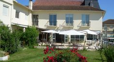 EuropHotel Maupas Mirande This hotel is located in the heart of La Gascogne, in the Midi-Pyrénées region in south-west France. It offers accommodation with free Wi-Fi and flat-screen TVs.  All EuropHotel Maupas rooms have private bathrooms, some with multi-jet showers.