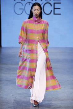 """Hatice GÖKÇE SS16 """"New Stories"""" Collection MBFWI"""