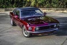 1969 Ford Mustang Grande
