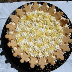 Real Women of Philadelphia member recipe: Lemon Honey Ginger Cheesecake