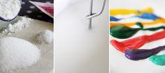 Spielidee der Woche: Essbare Fingerfarben