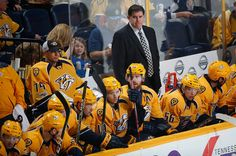 Peter Laviolette is the fourth head coach in NHL history to lead three different franchises to the Stanley Cup Final. The Franklin, Mass., native led the Carolina Hurricanes to the Cup in 2006 and reached the Finals with the Philadelphia Flyers in 2010. He joins Dick Irvin (CHI, TOR, MTL), Scotty Bowman (STL, MTL, PIT, DET) and Mike Keenan (PHI, CHI, NYR) to achieve the feat.