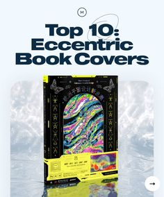 There's a phrase that states that we shouldn't judge a book for its cover. However, today we're doing the exact opposite regardless of its topic. We'll be valuing ten different in style and format printed covers. Continuing with last week's story, we're presenting Top 10: Eccentric Book Covers, the sequel. Eccentric, Book Covers, Graphic Design, Books, Prints, Top, Style, Swag, Libros