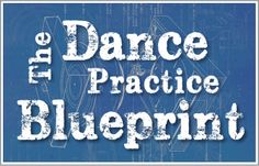 Jumpstart your dance regimen! Download this sexy free dance practice blueprint and start seeing results.