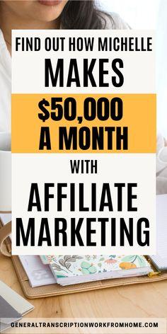 Earn Money From Home, Earn Money Online, Make Money Blogging, Online Jobs, How To Make Money, Online Earning, Affiliate Marketing, Marketing Program, Online Marketing