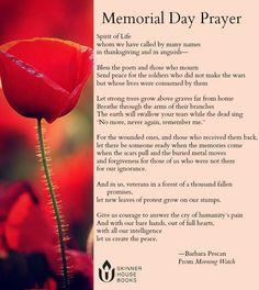 uu memorial day prayer