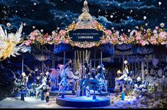 Printemps - Christmas Fairy Tale - Retail Focus - Retail Interior Design and Visual Merchandising