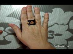 Cómo hacer un anillo de cuero y tachuelas (DIY)   facilisimo.com
