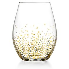 American Atelier 'Daphne' Stemless Wine Glasses ($36) ❤ liked on Polyvore featuring home, kitchen & dining, drinkware, kitchen, clear, glass wine glasses, stemless wineglasses, american atelier, wine glass and stemless wine glass