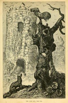 Aesop's fables by Aesop; Griset, Ernest Henry, 1844-1907 Published 1874-1875?  Aesop's fables