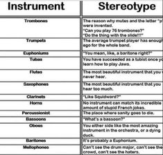 Literally the flute and oboe are my life story in one