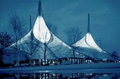 Gallery - AD Classics: German Pavilion, Expo '67 / Frei Otto and Rolf Gutbrod - 5