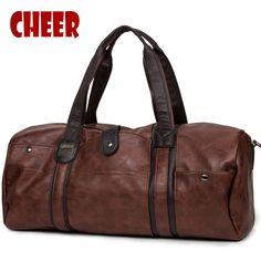 Men's Bags for Totes Vintage Designer Messenger bag crossbody bag men shoulder large-capacity Oil wax High Quality Multifunction